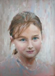 Kislány IV.